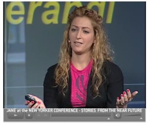Jane McGonigal - Ready to Collaborate . . . The Networlding Way!