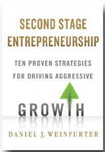Second Stage Entrepreneurship: Ten Proven Strategies For Driving Aggressive Growth