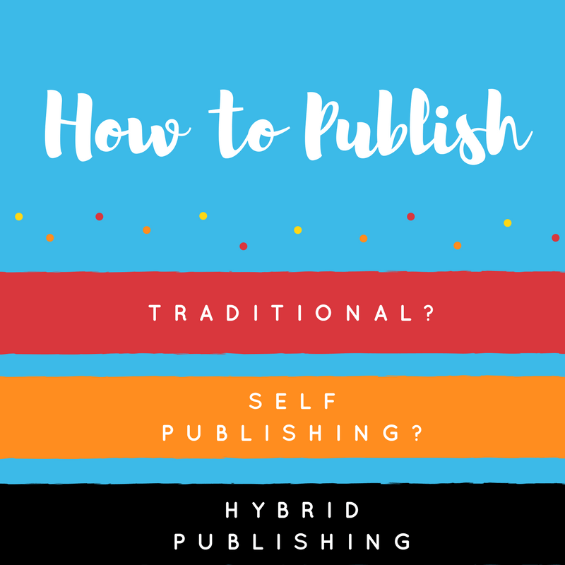 Traditional, DIY Or Hybrid Publishing: A Comparison