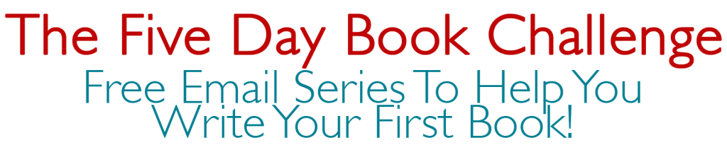 Steps For Writing Your First Book