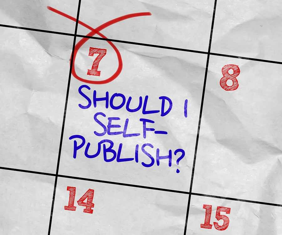 self publishing pros and cons