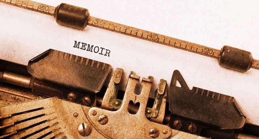 best memoir format
