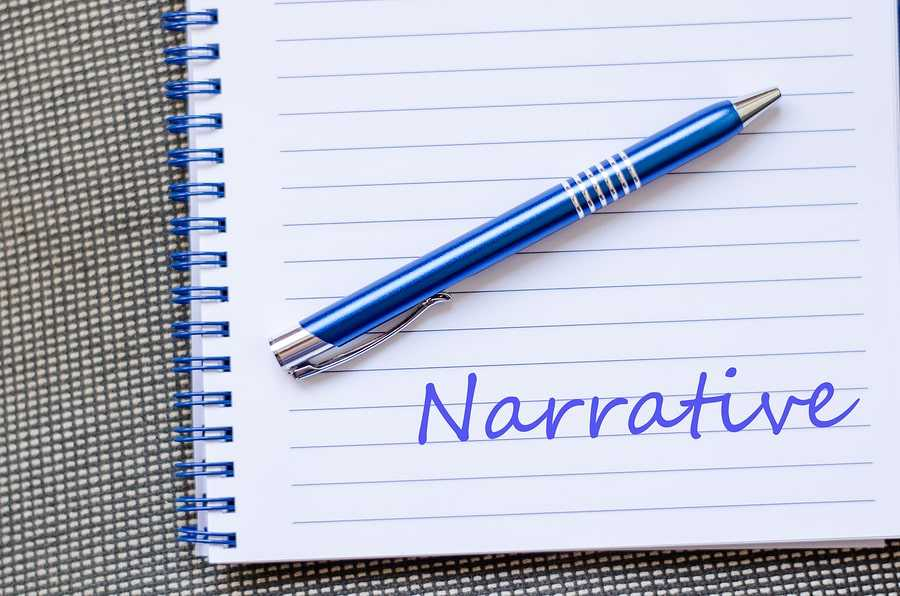 narrative writing exercises