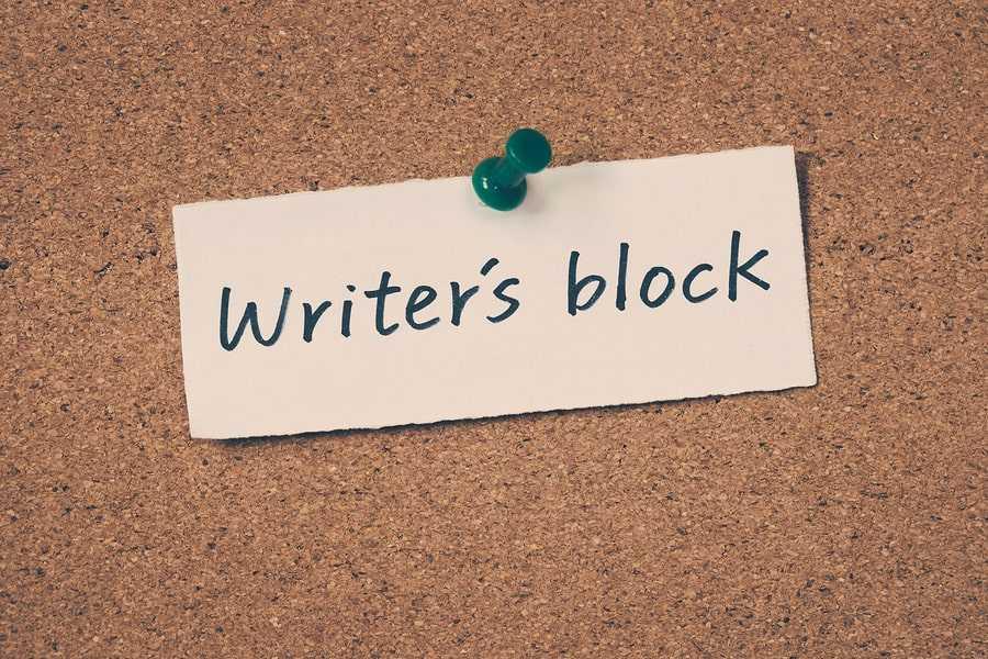8 Tips for Writer's Block
