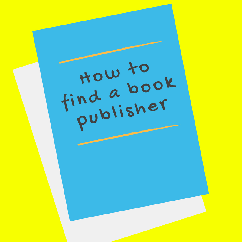 How To Find A Publisher For A Book