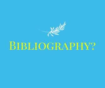 How To Write A Bibliography For A Book