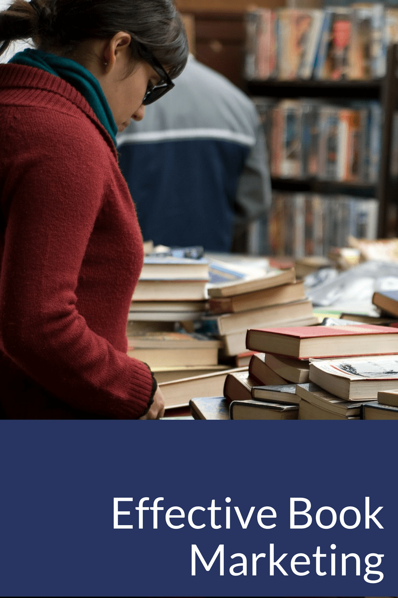 Effective Book Marketing