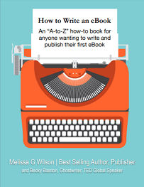 how to write an ebook cover small